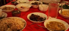 Die Küche in Sri Lanka