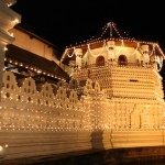 Das Fest Esala Perahera auf Sri Lanka