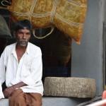 Sri Lanker bei einer Arbeitspause