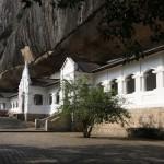 Die Höhlentempel von Dambulla