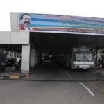 Die Ankunftshalle am Flughafen von Colombo